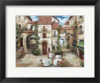 Framed Le Marais