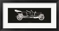 Framed Lancia, 1909