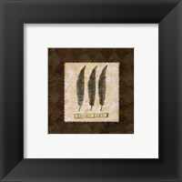 Framed Sword Fern