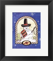 Framed Sombrero