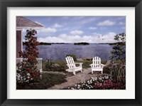 Framed Cedar Boats