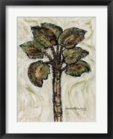 Framed Tropic Palm I