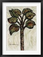 Framed Tropic Palm II