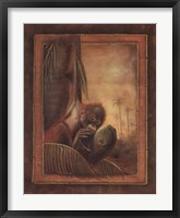 Orangutan I Framed Print