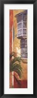 Framed Balcones De Cartagena I