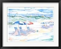Framed Seaside Shady Spot