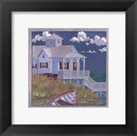Framed Nautical House