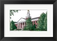 Framed Tennessee Technological University
