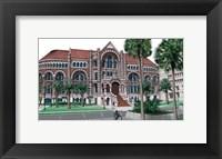 Framed University of Texas Medical