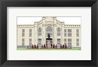 Framed Virginia Military Institute