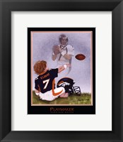 Framed Playmaker