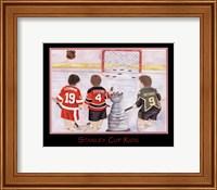 Framed Stanley Cup Kids