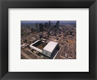 Framed Houston Astros - Minute Maid Park