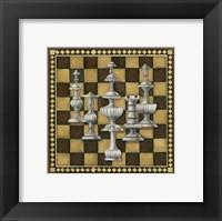 Framed Chess Set II