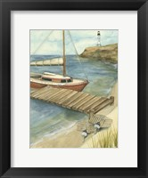 Framed Sunday Sail II (PT)