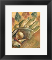 Framed Classic Golf (P) IV