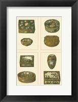 Framed Mini Jewel Boxes