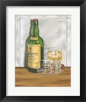 Framed Scotch Series I
