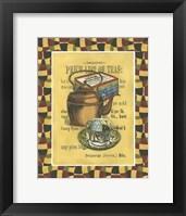 Framed Tea Leaves