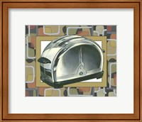 Framed Janet's Toaster