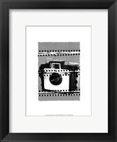 Framed Camera Chrome II
