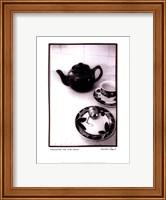 Framed Camomile Tea with Lemon