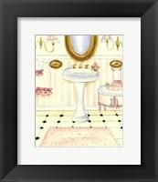 Framed Chic Bath (D)