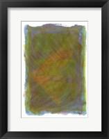 Framed Color Fusion I