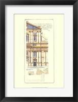 Framed Classical Faade III