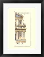 Framed Classical Faade IV