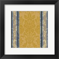Framed Divine Damask II