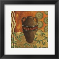 Framed Earthen Vessel II