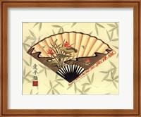 Framed Art of the Geisha I