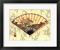 Framed Art of the Geisha I