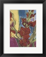 Framed Floral Fantasy II