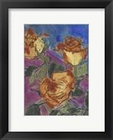Framed Floral Fantasy V