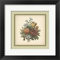 Framed Tuscany Bouquet (P) VI