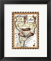Exotic Coffee (D) I Framed Print