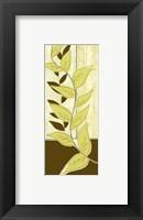 Framed Patchwork Garden V