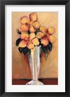 Framed Sarah's Flowers II
