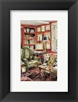 Framed Artist Study