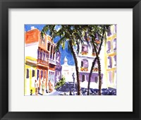 San Juan, Puerto Rico Framed Print