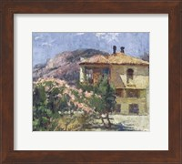 Framed Crimean House
