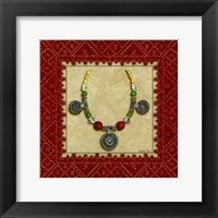 Framed Casablanca Jewels