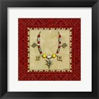 Framed Fez Jewels