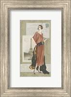 Framed Francais Modes II
