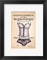 Framed Chariklia's Lingerie II