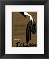 Framed Le Seduction