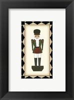 Framed Nutcracker II