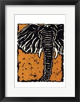 Framed Serengeti II